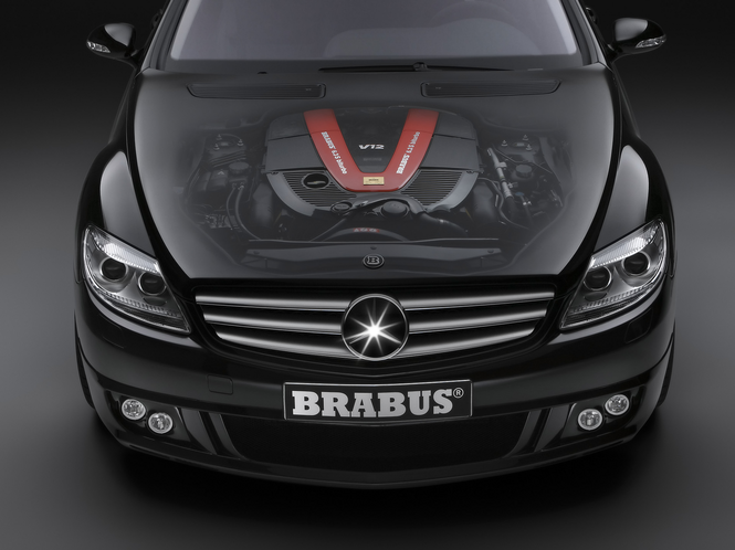 Brabus SV12 Screensaver Screenshot