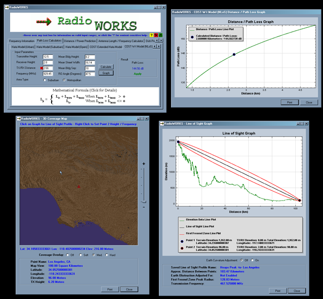 RadioWORKS Screenshot