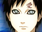 Gaara Screensaver Screenshot