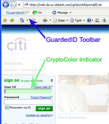 GuardedID Screenshot 1