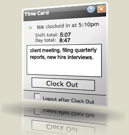 TSheets :: Time Tracking Software Screenshot 1