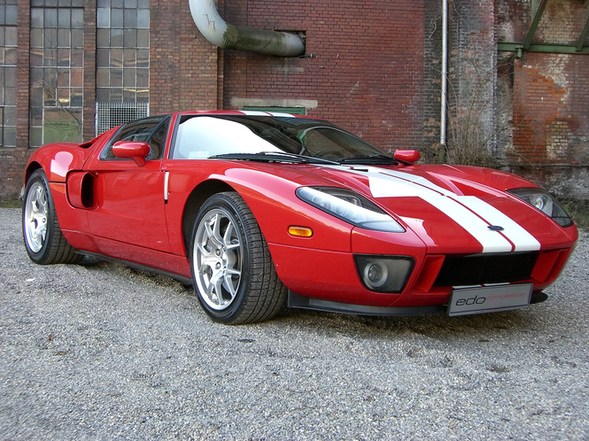 Ford GT Screensaver Screenshot