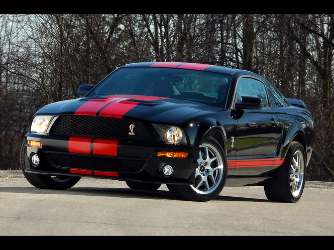 Ford Shelby Screensaver Screenshot