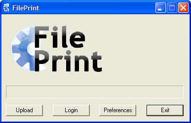 FilePrint PDF/Print Driver Screenshot 1