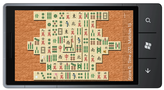 Smart Mahjongg Screenshot