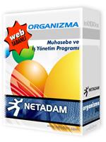 Organizma Muhasebe Programi Screenshot