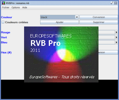 RVBPro Screenshot
