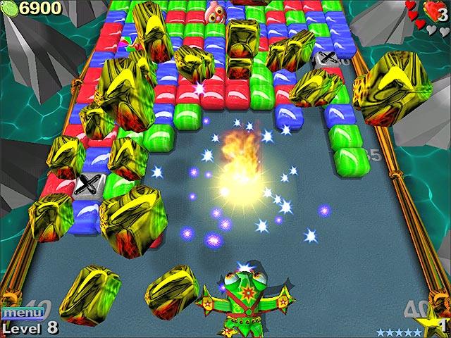 Chroma Crash! Screenshot 2