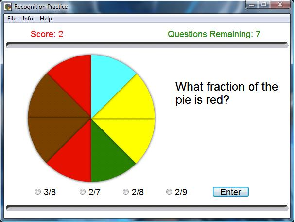 FRS Fraction Master Screenshot 1