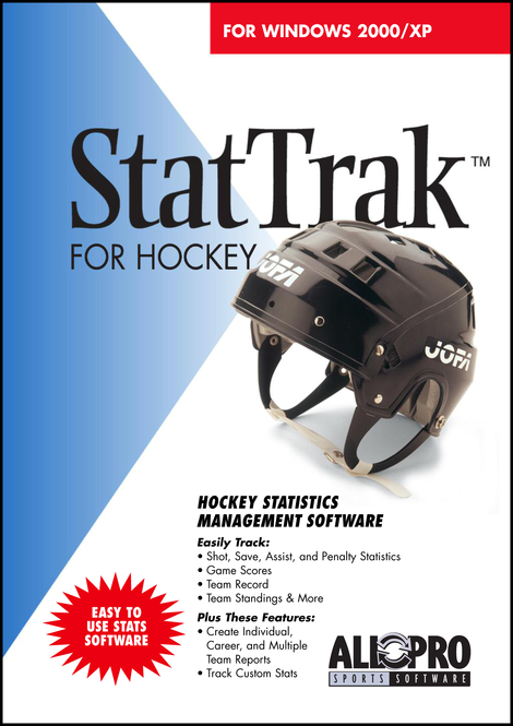 StatTrak for Hockey Screenshot