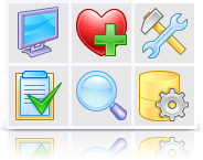 XP Artistic Icons (Vector + pixel set) Screenshot