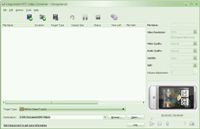 KingConvert HTC Video Converter Screenshot 1