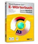 Word Explorer 2.0 Pro Malaiisch-Deutsch, Deutsch-Malaiisch (PC) Screenshot