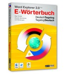 Word Explorer 2.0 Pro Tagalog-Deutsch, Deutsch-Tagalog (PC) Screenshot 1