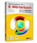 Word Explorer 2.0 Pro Afrikaans-Deutsch, Deutsch-Afrikaans (PC) Screenshot 1