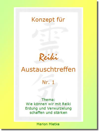 Anleitung für Reiki-Austauschtreff I Screenshot 1