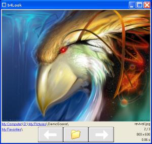 b4Look Screenshot