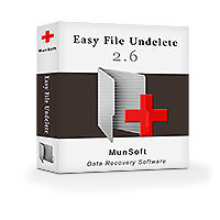 Easy File Undelete Personal License Screenshot