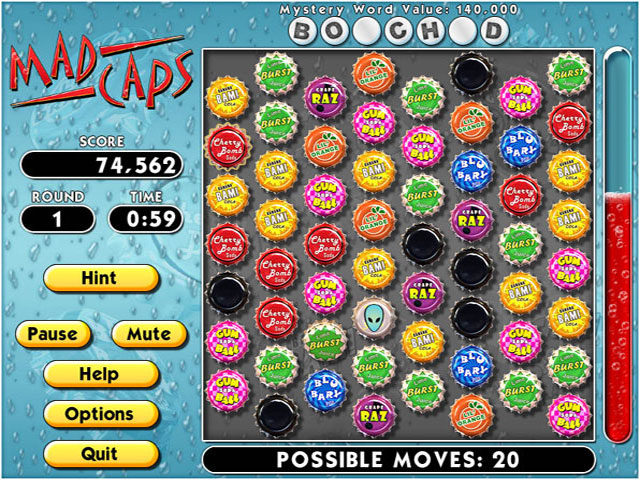 Mad Caps Screenshot