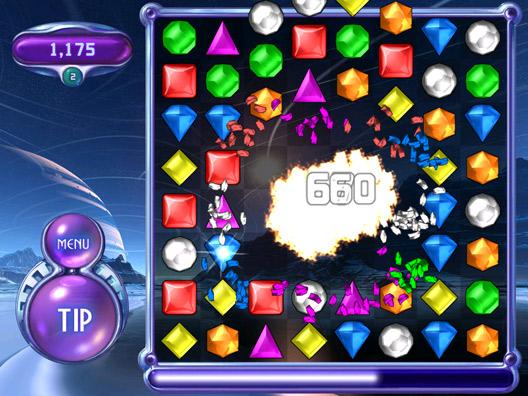 Bejeweled 2 Deluxe Screenshot 3