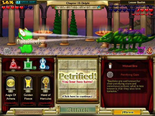 Bookworm Adventures Deluxe Screenshot 4