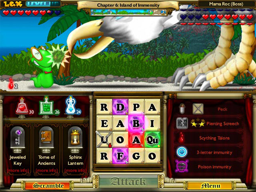 Bookworm Adventures Deluxe Screenshot 6