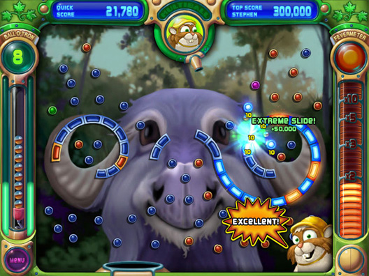Peggle Deluxe Screenshot 2