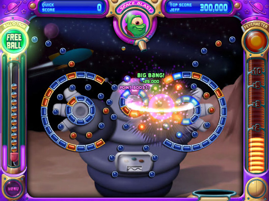 Peggle Deluxe Screenshot 3