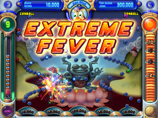 Peggle Deluxe Screenshot 1
