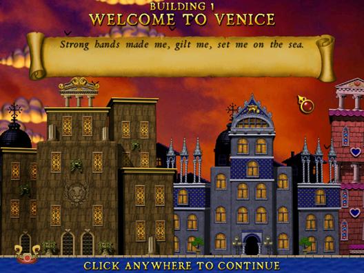 Venice Mystery Screenshot