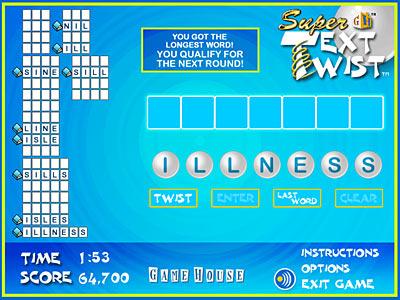 Super Text Twist Screenshot 3