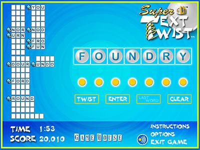 Super Text Twist Screenshot 1