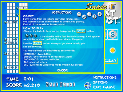 Super Text Twist Screenshot 2