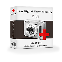 Easy Digital Photo Recovery Personal License Screenshot
