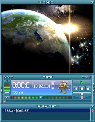 TAMP Screenshot 1