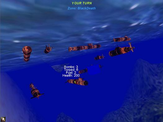 Sea Battle 3D Screenshot