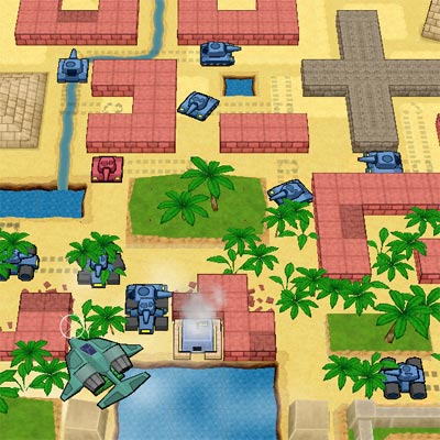 Armada Tanks Screenshot 1