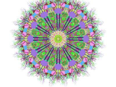 KaleidoscopePro Kaleidoscope Software Screenshot