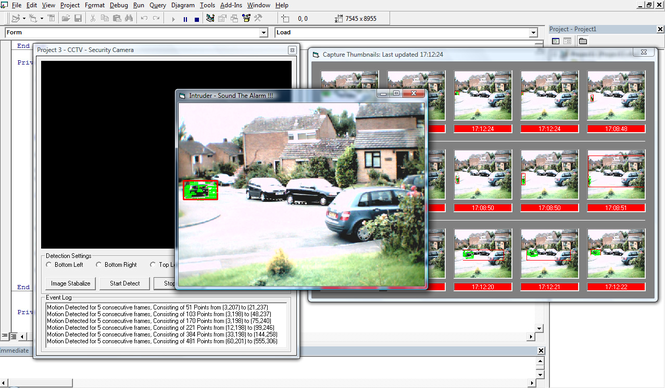 VideoCTRL Screenshot