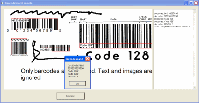 BarcodeScanX Screenshot