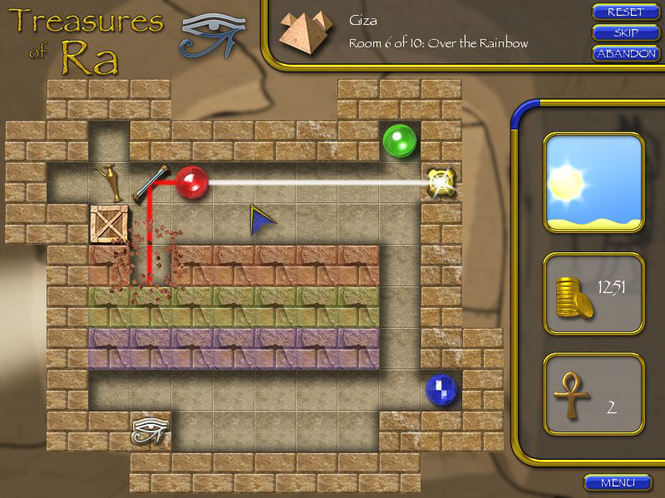 Treasures of Ra Screenshot 1