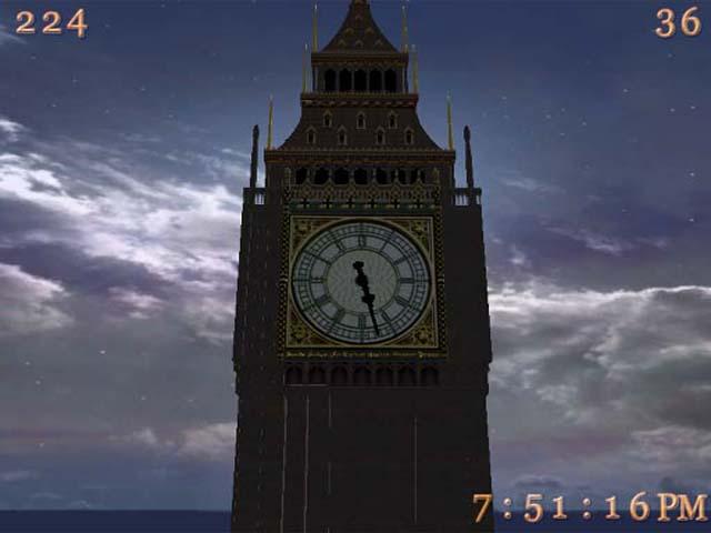 Big Ben 3D Screensaver Screenshot