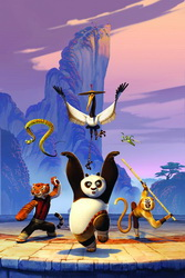 Kung Fu Panda Wallpaper Screenshot