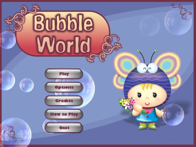 BubbleWorld Screenshot 1