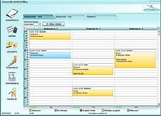 Antamedia Medical Software Screenshot