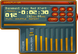 CoolPlayer Screenshot 1