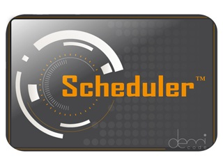 DemiCode Scheduler Screenshot