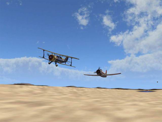 Sport Airplanes 3D Screenshot 1