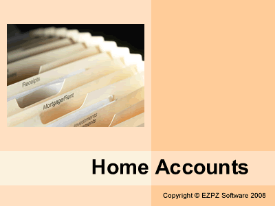 Home Accounts 2 Screenshot 1