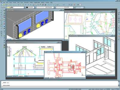 progeCAD Smart IntelliCAD AutoCAD Clone Screenshot
